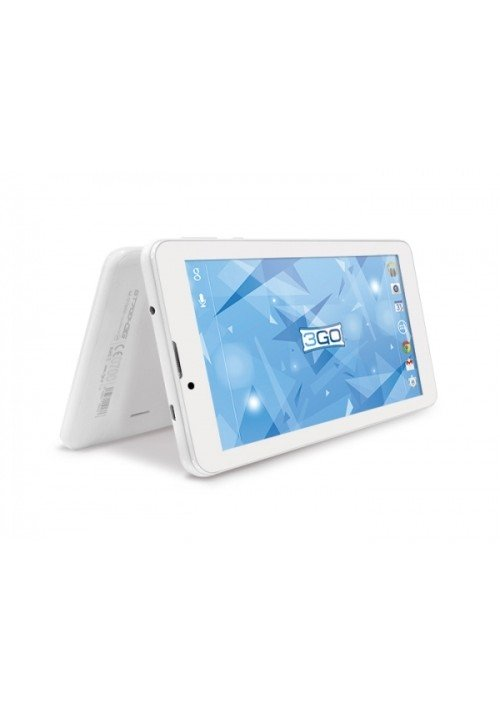 "3GO GEOTAB TABLET 7"" 3G QUAD CORE 16GB DUAL SIM + FUNDA"