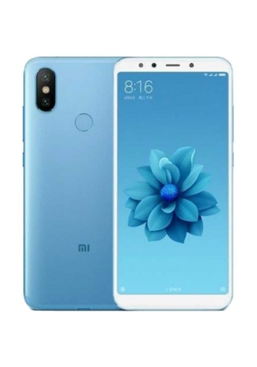 "SmartPhone Xiaomi Mi A2 - Pantalla 5,99"" Octacore 4 GB + 64 GB - Azul Negro ó Dorado"
