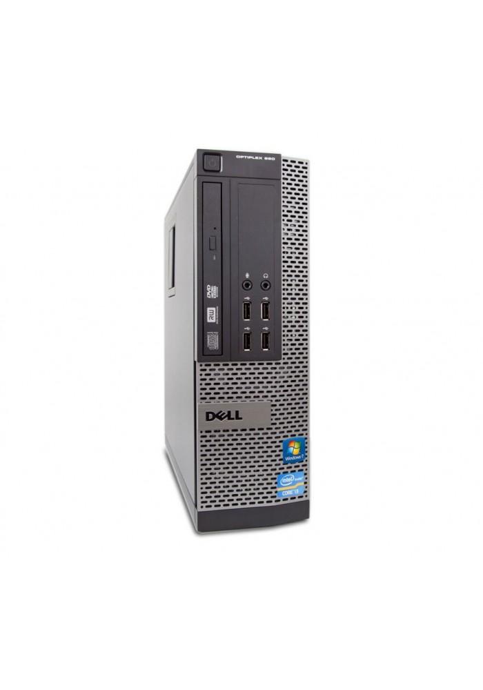 CPU DELL Optiplex 7010S Intel Core i7 3.2GHz 8GB Ocasión