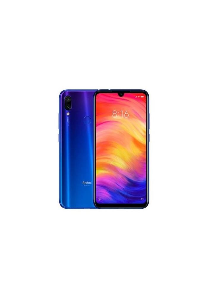 Xiaomi Smartphone Redmi Note 7 - OctaCore - Camara 48+5/13Mpx - 4G - Dual Sim - Bateria 4000mAh - Android 9 - Azul