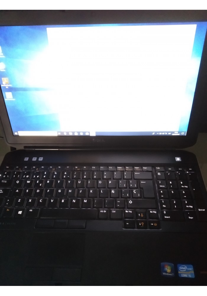 Laptop DELL Latitude E6530 Intel Core i5 2.5 GHz