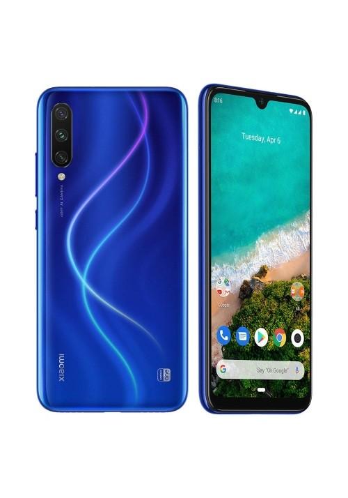 Xiaomi - Smartphone MI A3 6.09''HD+ OC 4GB+64GB 32/48+8+2MPX Azul Gris ó Blanco