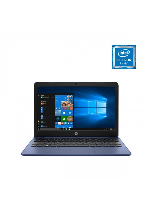 Portatil HP 11,6'' Stream 11 Intel Celeron N4000 4GB 64GB Office 365 Azul ó Rosa