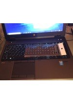 HP Workstation Mobile 15,6'' ZBook 15 Intel Core i7-4700MQ 16GB 240GB SSD