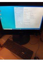 PC ALL IN ONE Lenovo M73z 20p Intel Core i5-4570s Quad Core 2.9GHz
