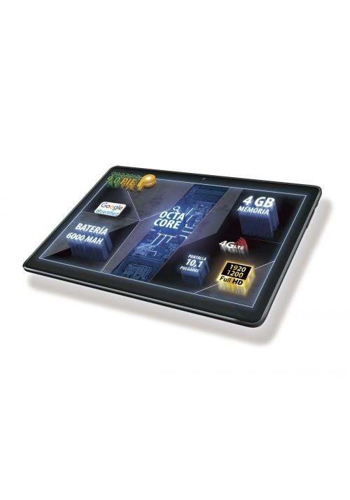 Tablet Talius Zircon 4G 10 FULLHD Octa Core 4GB 64GB Android 9