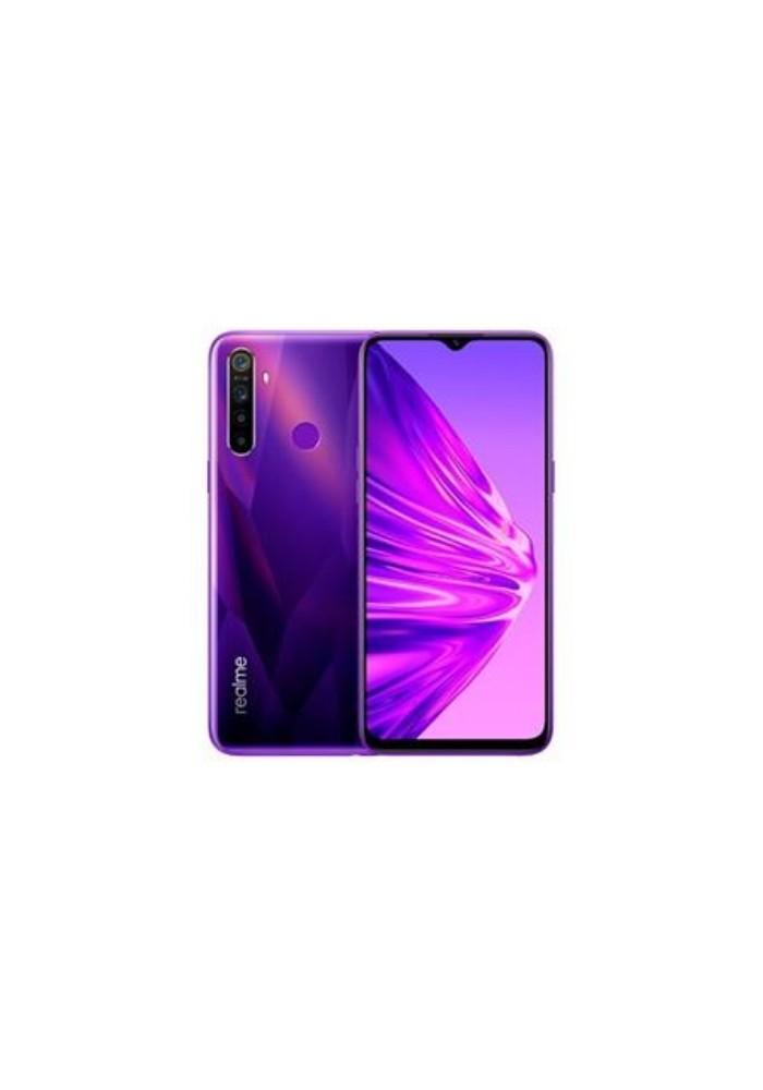 "Smartphone Realme 5 - 4 GB - 128 GB - 6.5"" - Ds Crystal Purple"
