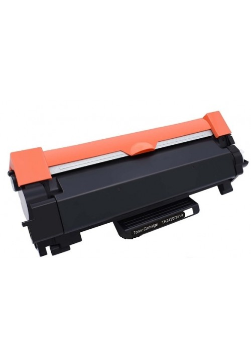 TONER NEGRO COMP. BROTHER TN2420 TN2410 3000 Páginas