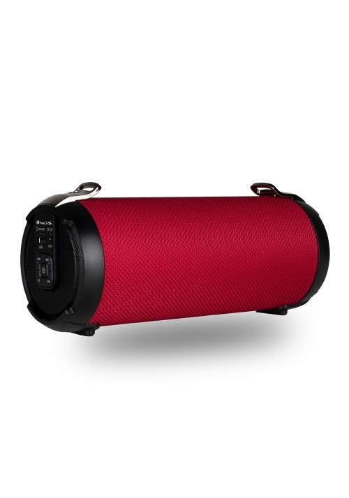 NGS - Altavoz Roller Tempo - Bluetooth/TWS - 20W - USB - SD - Aux IN - Bateria 1500mAh