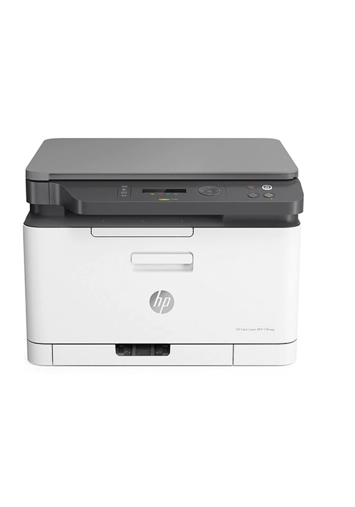 Impresora Multifunción HP Color Láser 178nw Wi-Fi, Ethernet