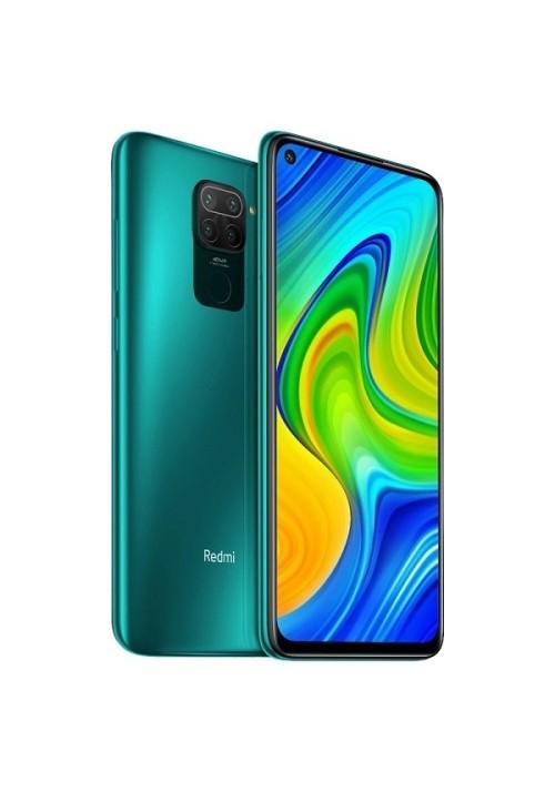 "Xioami Redmi Note 9 - 6.53"" FHD+ MTK Helio G85 Octacore - 4 GB - 128 GB - 48 MP AI - Wifi - BT 5.0 - 5020 mAh - Dual SIM"
