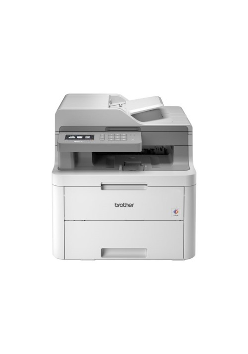 Brother MFC-L3710CW - impresora multifunción - color - A4 - hasta 18 ppm - 250 hojas - fax 33.6 Kbps - USB 2.0 - Wifi