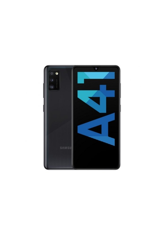 "Smartphone Samsung Galaxy A41 - 6.1"" FHD - 4/64GB Negro Movil Libre"