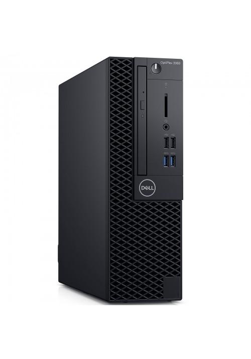 CPU DELL Optiplex 3060 SFF Intel Core i3 8100 3.6GHz Ocasión 8GB Ram 120M.2 SSD