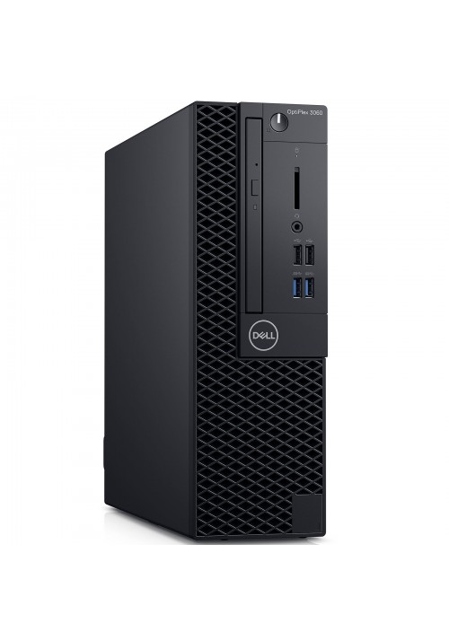 CPU DELL Optiplex 3060 SFF Intel Core i3 8100 3.6GHz Ocasión 8GB Ram 240SSD
