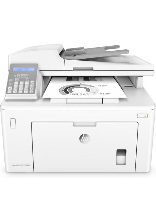 Impresora Multifunción Láser HP LáserJet Pro M148dw, Wi-Fi, Ethernet