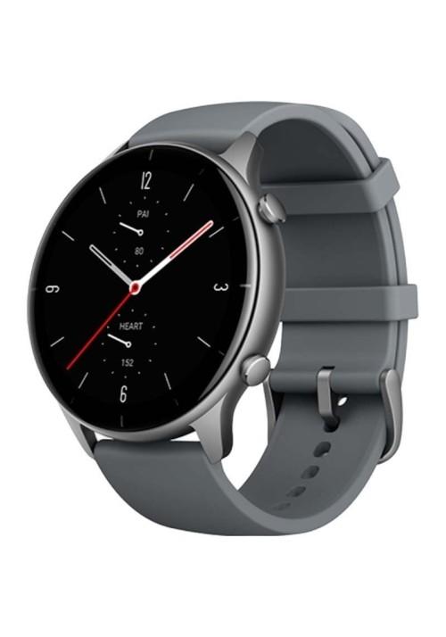 Huami - Smartwatch Amazfit GTR 2e - Notificaciones - Frecuencia Cardíaca - Gris Delfínm Aluminum Alloy