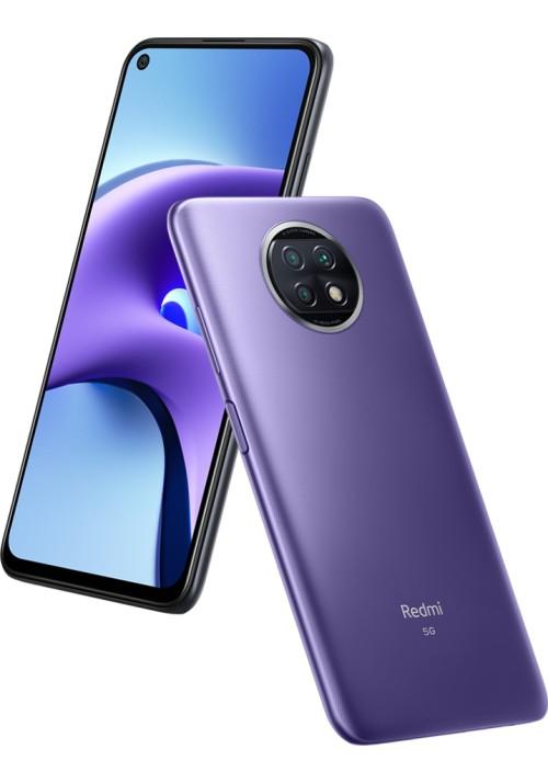 "Xioami Redmi Note 9T 5G - 6.53"" FHD+ Octacore - 4 GB - 128 GB - 48 MP AI - Wifi - BT 5.0 - 5020 mAh - Dual SIM"