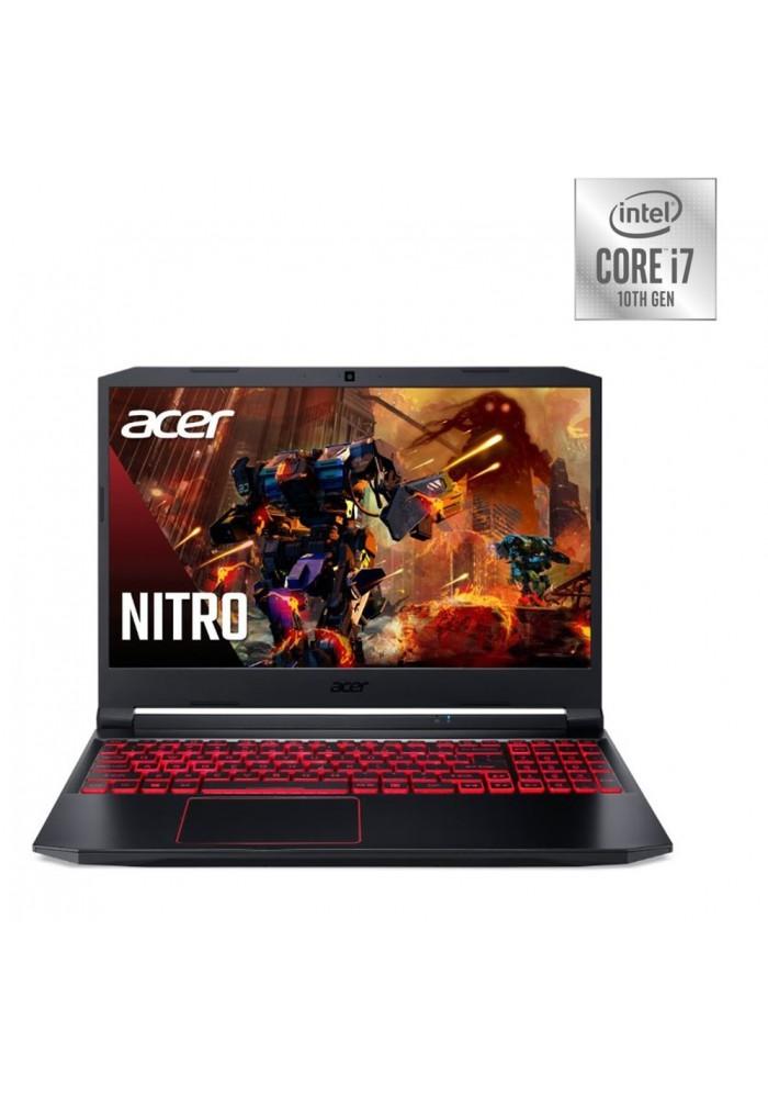 Portátil Gaming Acer 15,6'FHD Nitro 5 Intel Core i7 16GB DDR4 512GB SSD GeForce GTX 1650 4GB W10