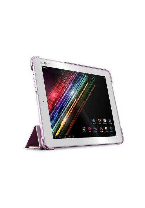 Funda ENERGY TABLET CASE I8 PINK