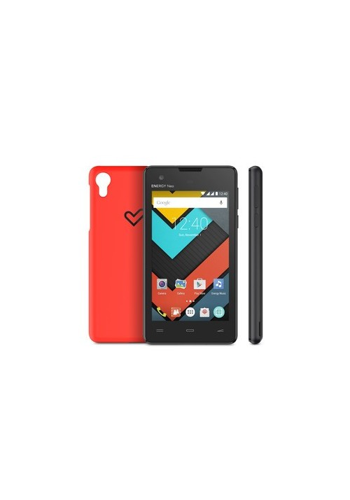 "Smartphone Libre ENERGY PHONE NEO LITE 4"" ANDROID 5.1 + Funda Cover"