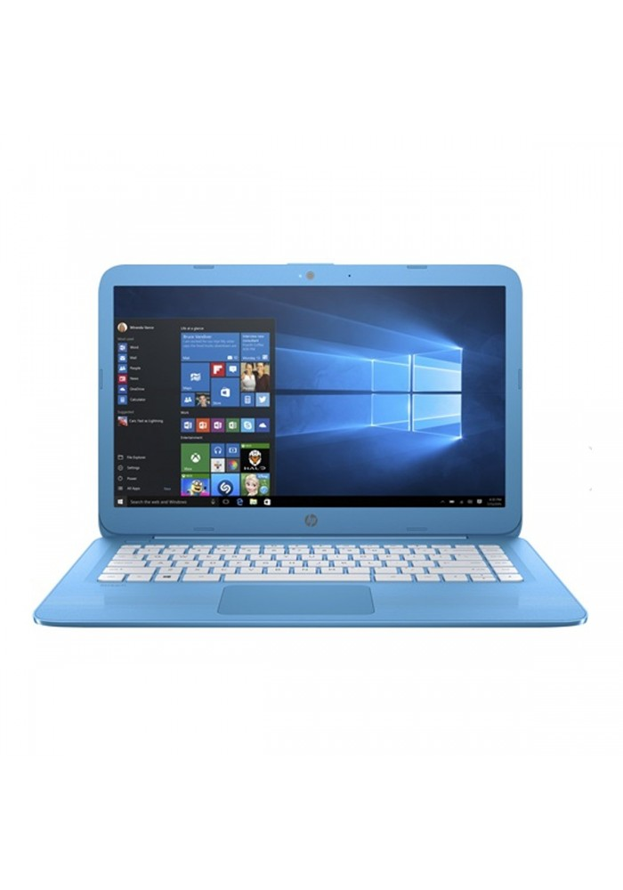 Portatil HP 14'' Stream 14-ax001ns Intel Celeron N3060 Azul