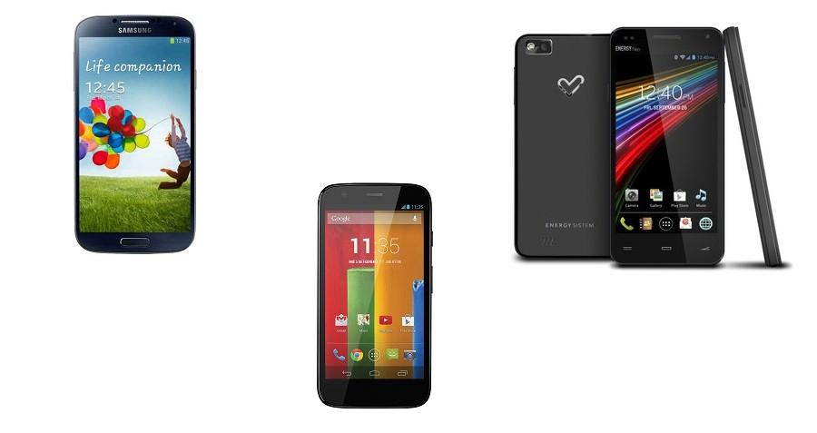 Oferta Smartphones Libres
