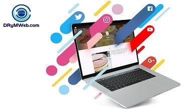 Creación páginas web corporativas, tiendas online, portales, etc...